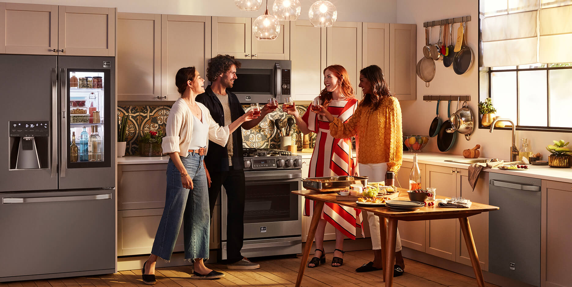 LG STUDIO Buy More Save More Kitchen Offer