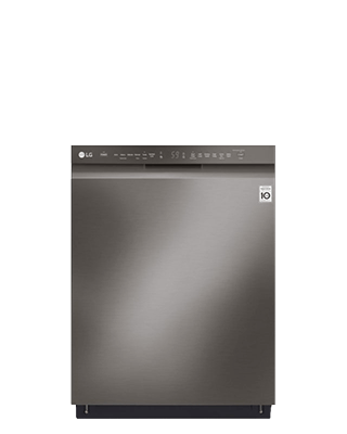LG Black Stainless Steel Dishwasher